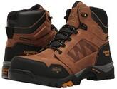 Georgia Boot Amplitude 6 Comp Toe Waterproof (Brown) Men's Work Boots