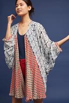 Anthropologie Cora Geometric Kimono