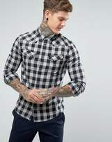 Wrangler Checked Western Shirt