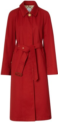 Burberry Tropical belted coat