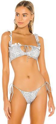 Frankie's Bikinis Frankies Bikinis X REVOLVE Mackenzie Top
