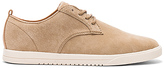 Clae Ellington Suede in Tan