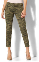 New York & Co. The Audrey Ankle Pant - Camouflage Print