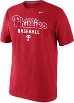 Nike Men's Philadelphia Phillies Practice T-Shirt