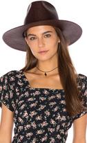 Janessa Leone Maya Panama Hat