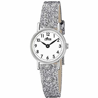 Lotus Girls Analogue Quartz Watch with Leather Strap 18409/A