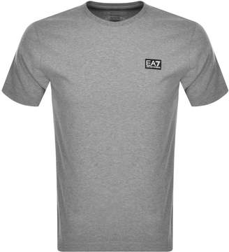 Emporio Armani Ea7 EA7 Sporty Core T Shirt Grey