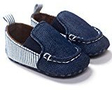 Binmer(TM) New Boy Girl Toddler Soft Sole Leather Shoes Infant Baby Toddler Shoes (12~18M)