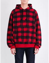 Dries Van Noten Hemis Cotton-jersey Hoody