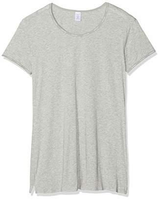 Calvin Klein Women's S/s Nightshirt Pyjama Top,14 (Manufacturer size: Large)