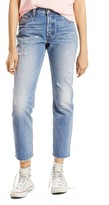 Levi's Women's 501 High Waist Straight Leg Jeans