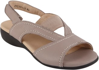 David Tate Comfort Unit Slingback Sandals - Swish