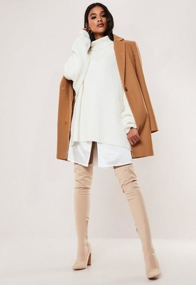 Missguided Formal Coat
