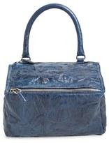 Givenchy 'Small Pepe Pandora' Leather Shoulder Bag