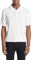 TOMORROWLAND Men's Sweater Knit Polo