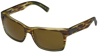 Von Zipper VonZipper Elmore Polar (Marshland/Wildlife Bronze Polarized) Fashion Sunglasses