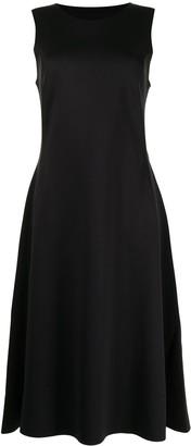Sulvam Stretch mid-length dress
