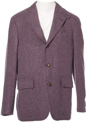 Boglioli Purple Wool Jackets