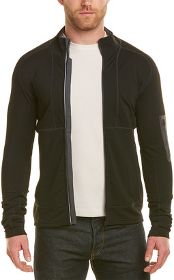 Icebreaker Tracer Wool-Blend Jacket