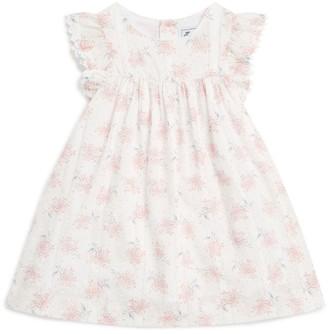 Tartine et Chocolat Floral Cotton Frill Dress