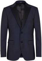 Tiger Of Sweden Nobel Wool Blend Tuxedo Jacket