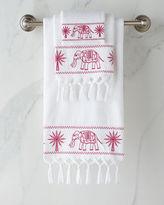 John Robshaw Yaji Bath Towel