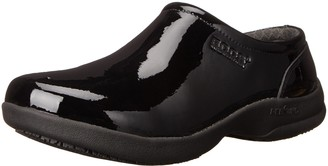Bogs Women's Ramsey Patent Leather Slip Resistant Work Shoe