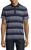 Lacoste Ultra Dry Rugby Stripe Polo