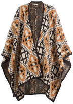 DAY Birger et Mikkelsen Patterned Knit Poncho