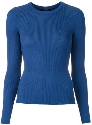 Eva Knitted Long Sleeve Blouse