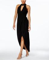 Xscape Evenings Halter Midi Dress