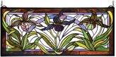 Meyda Lighting Meyda Tiffany 22928 29 Inch W 12 Inch H Lady Slippers Window