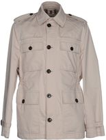 Burberry Overcoats - Item 41694583