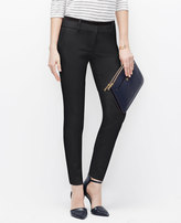 Ann Taylor Petite Modern Piped Ankle Pants