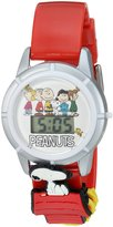 MZ Berger Boy's Quartz Plastic Casual Watch, Color: (Model: PNUTKD072)