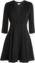 Claudie Pierlot V-Neck Dress