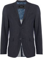 Calvin Klein Men's Barkos Denim Blazer