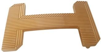Hermã ̈S HermAs Boucle seule / Belt buckle Gold Metal Belts