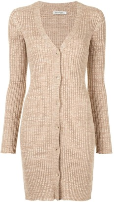 ANNA QUAN Misha ribbed knit dress
