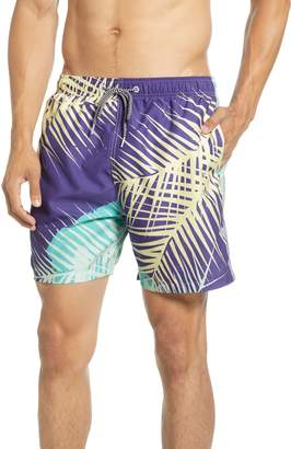 Trunks Boardies Tropicano Purple Swim