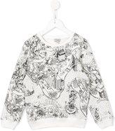 Paul Smith New York City print sweatshirt