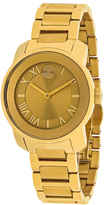 Movado Bold 3600323 Women's Goldtone Stainless Steel Watch
