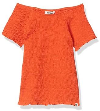 Billabong Kids Chasing Sun T-Shirt (Little Kids/Big Kids) (Samba) Girl's T Shirt