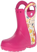 Crocs Handle It Sea Life K Rain Boot (Toddler/Little Kid)