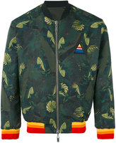 Iceberg reversible palms bomber jacket - men - Polyamide/Polyester/Polyurethane - 46