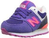 New Balance KL574 Summer Utility Infant Running Shoe (Infant/Toddler)