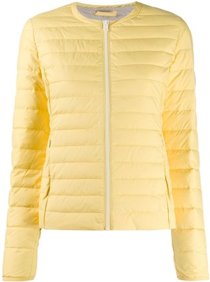 Ecoalf Fitted Padded Jacket