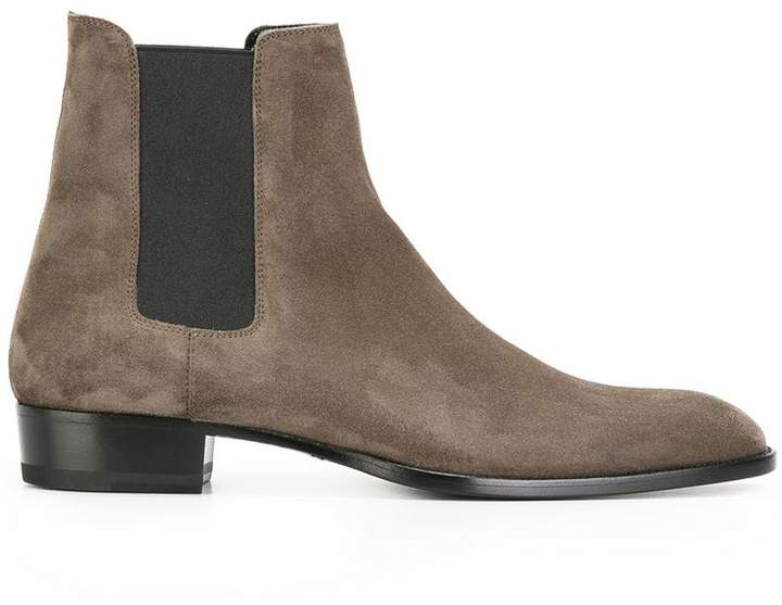 d195961520e98 Grey Chelsea Boot Men - ShopStyle Canada