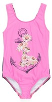 O'Neill Girl's Daisy Chain One-Piece Swimsuit