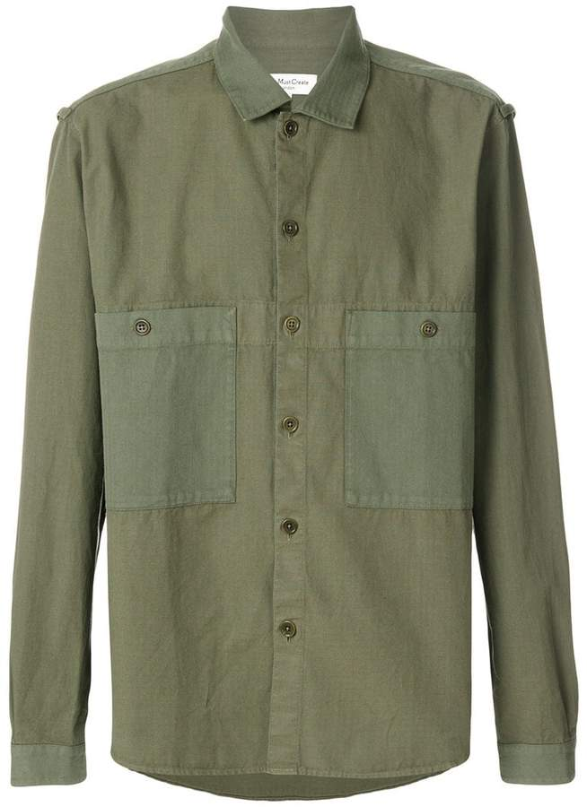 YMC Savage shirt